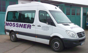 Mossner-Reisen | Mercedes Sprinter 315 CDI Reisebus
