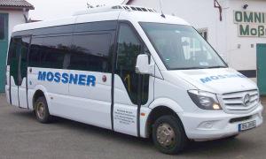 Mossner-Reisen | Mercedes Sprinter 516 Kleinbus