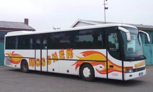 Mossner-Reisen   Setra 315 UL Reisebus