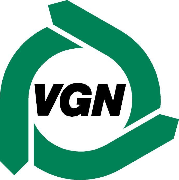 Mossner-Reisen | VGN Logo Farbe